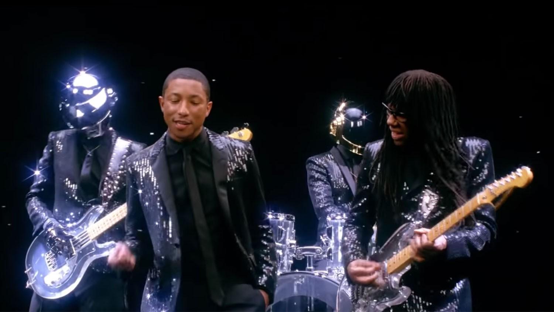 """Daft Punk feat. Pharrell """"Get Lucky"""""""