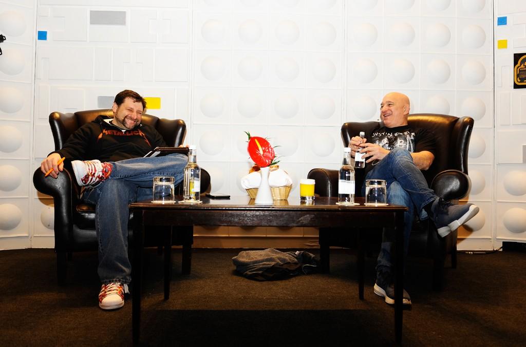 Dan Steinberg and Peter Mensch
