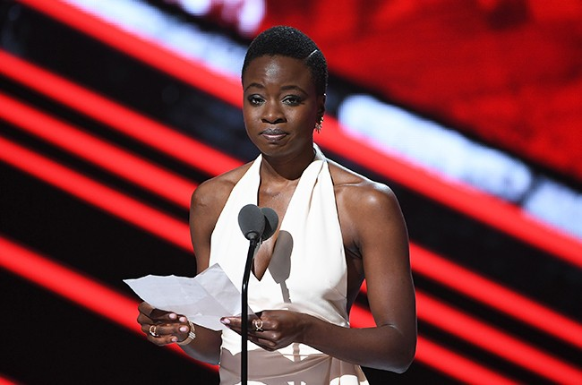Danai Gurira Black Girls Rock 2016