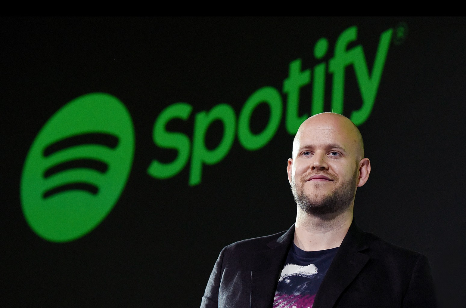 Daniel Ek, Spotify Co-Founder/CEO