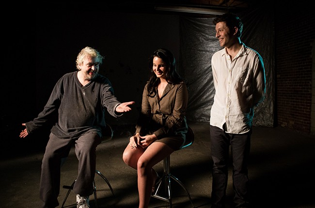 Daniel Johnston, Lana Del Rey and Gabe Sunday