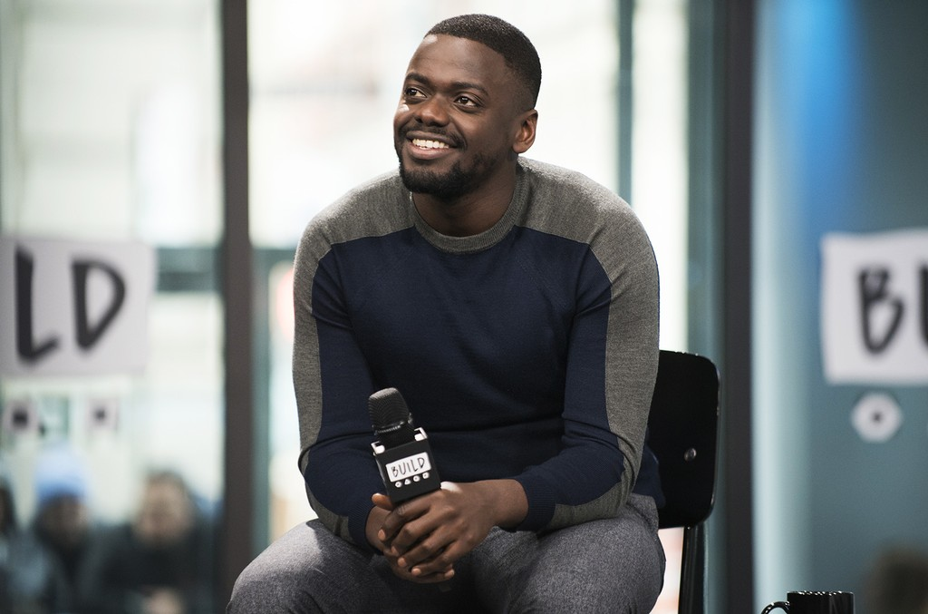 """Daniel Kaluuya attends the Build Series to discuss his new film """"Get Out"""" at Build Studio on Feb. 21, 2017 in New York City."""