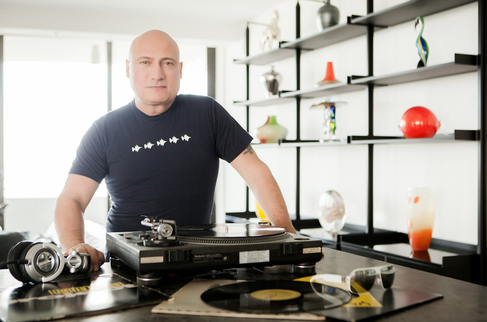 20 Questions With Danny Tenaglia: The Dance Legend on Paradise Garage, Turning 60 & Life Off the Road