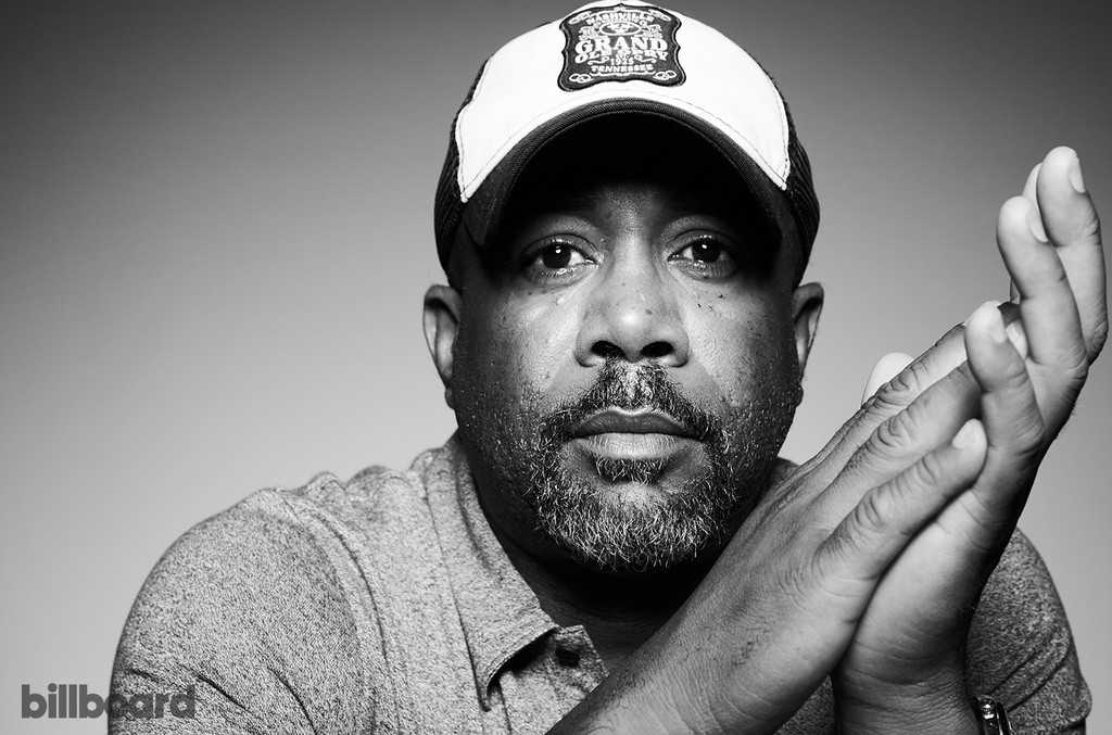 Darius Rucker photographed on June 11, 2017 at Nissan Stadium in Nashville, Tenn.