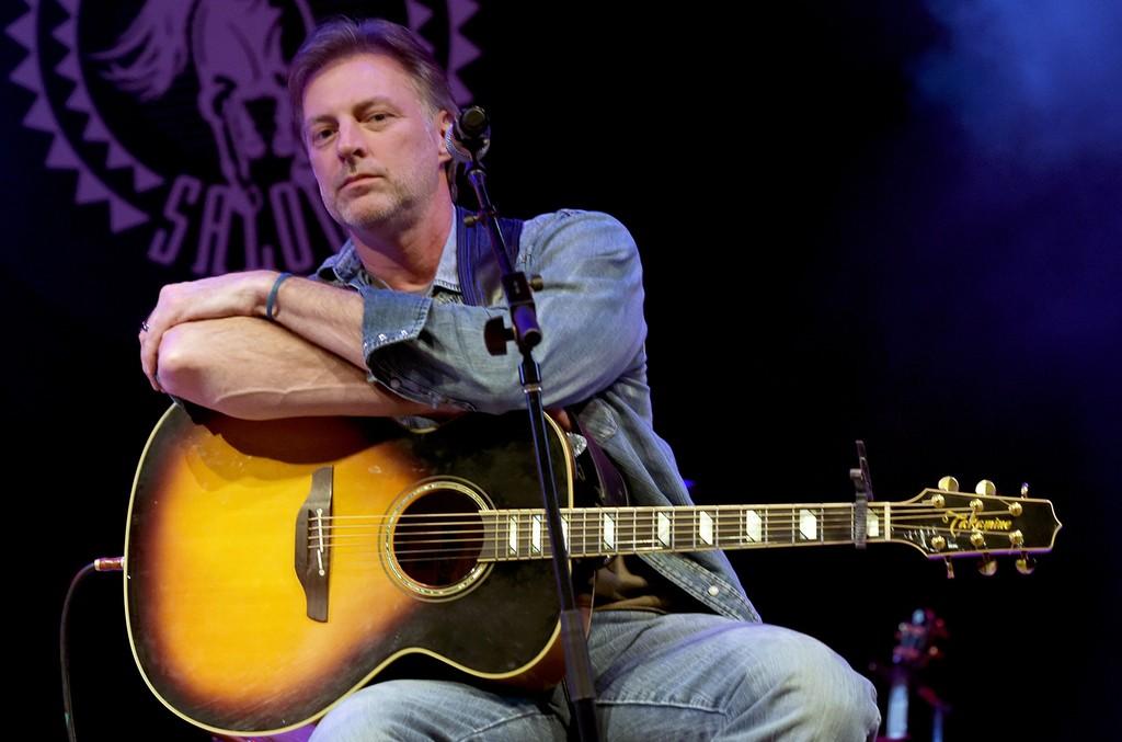 Darryl Worley performs at Wildhorse Saloon on March 17, 2015 in Nashville, Tenn.