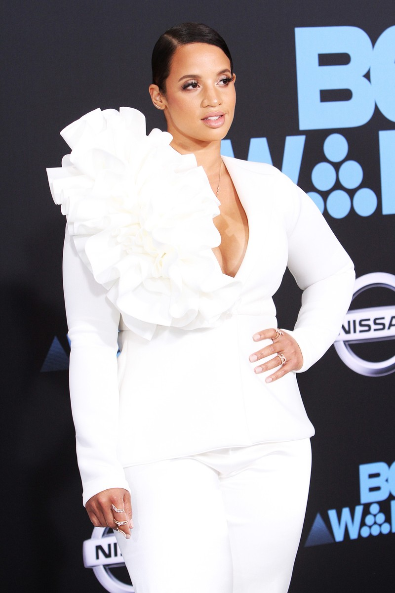 Dascha Polanco at the 2017 BET Awards at Microsoft Square on June 25, 2017 in Los Angeles.