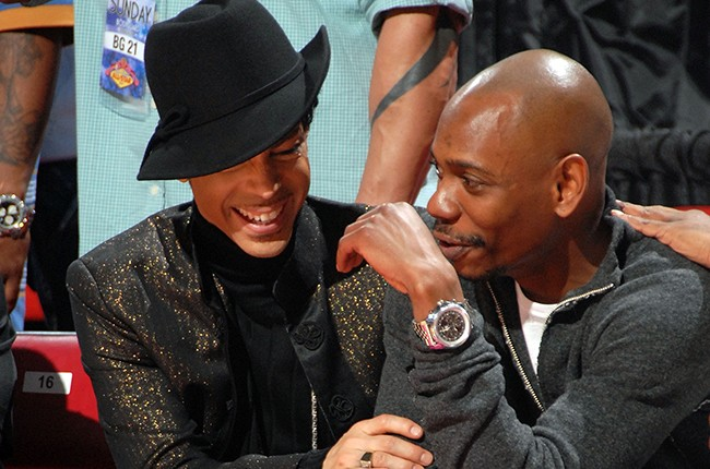 prince loved when he was portrayed by dave chappelle billboard prince loved when he was portrayed by
