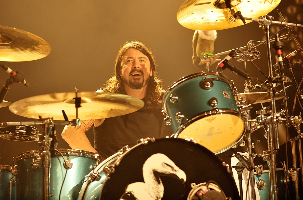 Watch Dave Grohl's Rare Performance of 'In Bloom' with ...