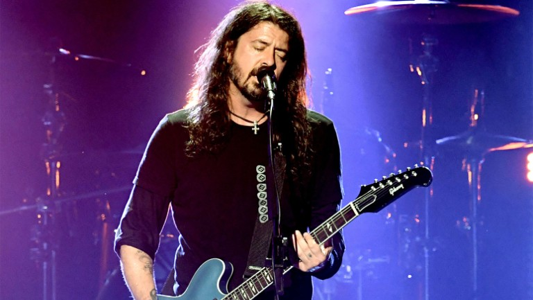 Dave Grohl Says Weezers Lithium Cover Made Him Cry Billboard