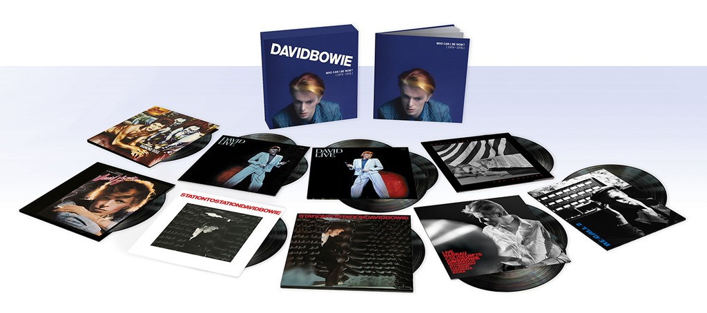 'Who Can I Be Now? (1974 to 1976)' by David Bowie