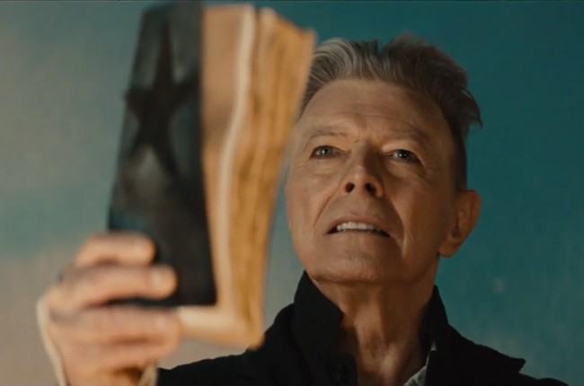 David Bowie's Blackstar Trailer