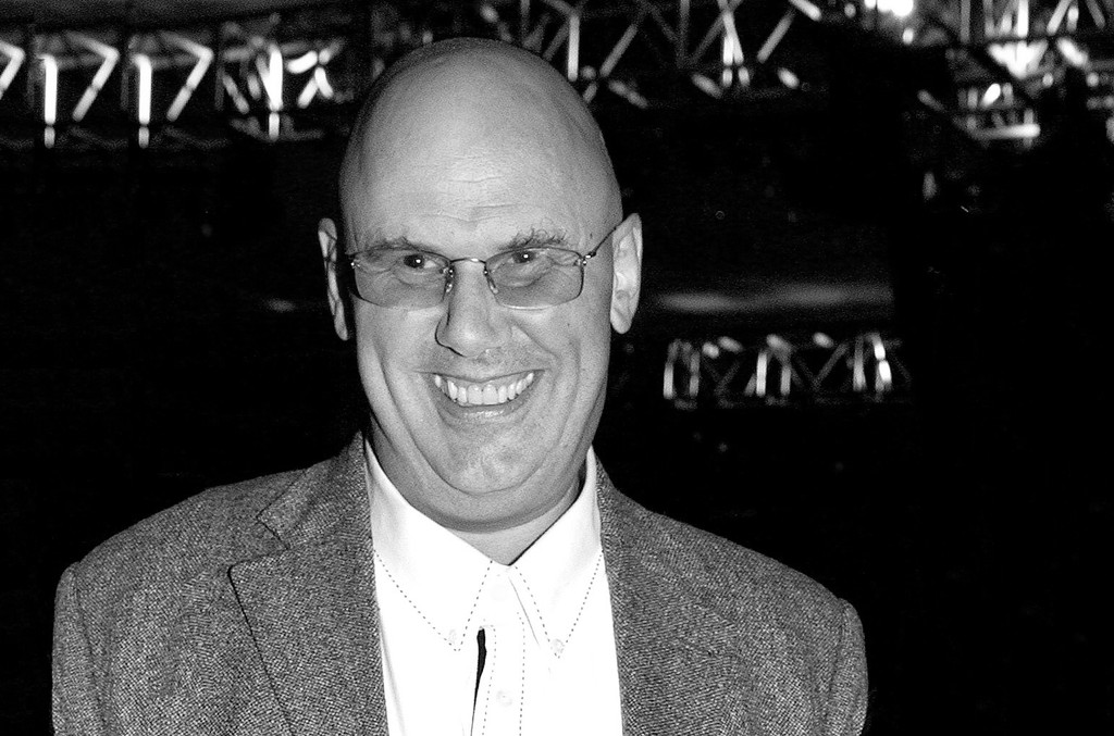 David Enthoven at the Music Managers Forum Roll of Honour Awards
