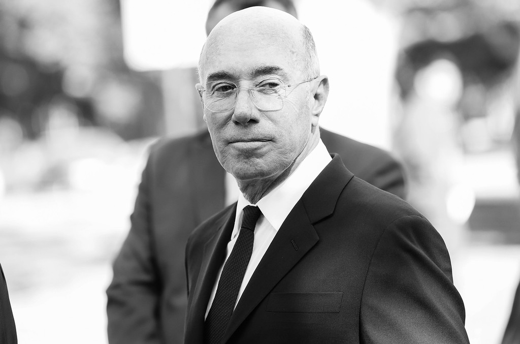 David Geffen received the UCLA Medal, the highest honor bestowed by the university, during the David Geffen School of Medicine at UCLAs Hippocratic Oath Ceremony on May 30, 2014 at Westwood, Calif.