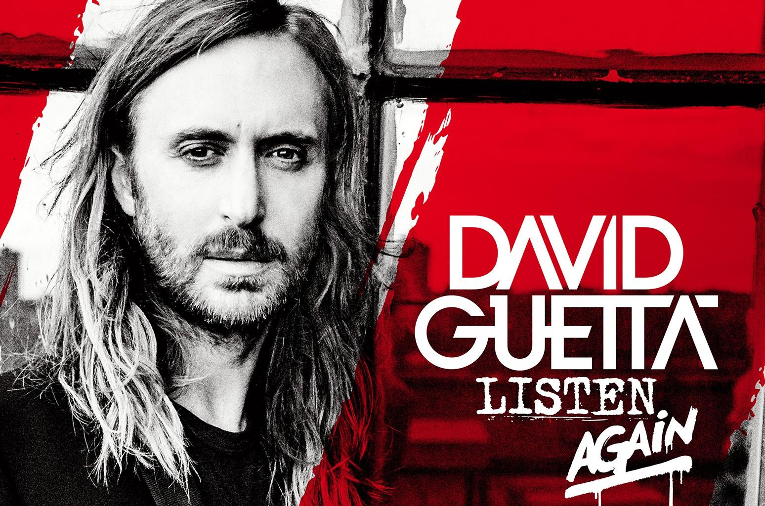 David Guetta's 2016 album Listen Again
