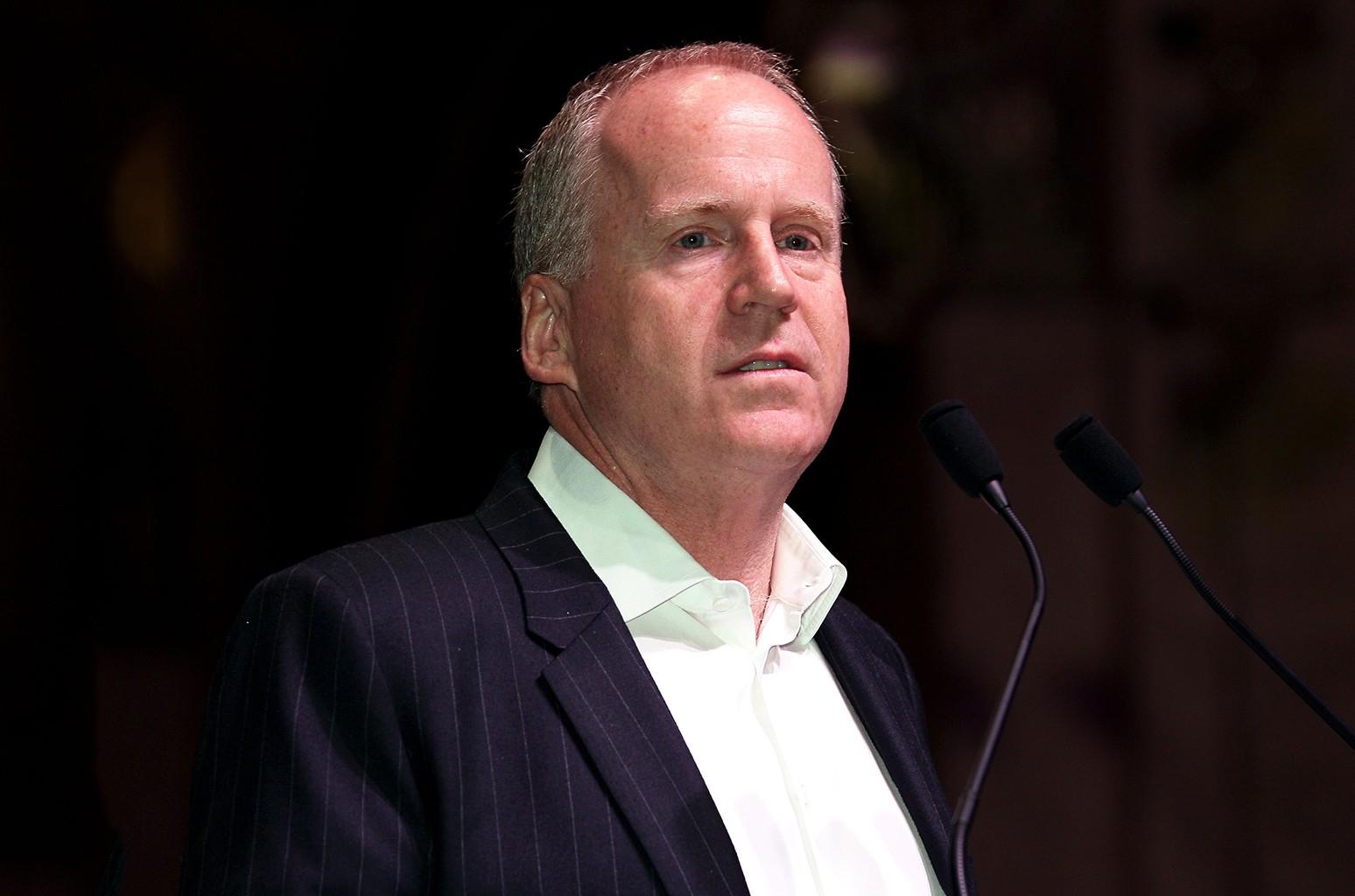 CEO of Madison Square Garden David O'Connor