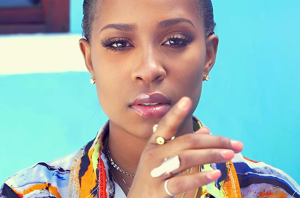 "DeJ Loaf, ""In Living Color (Oh na na)"""
