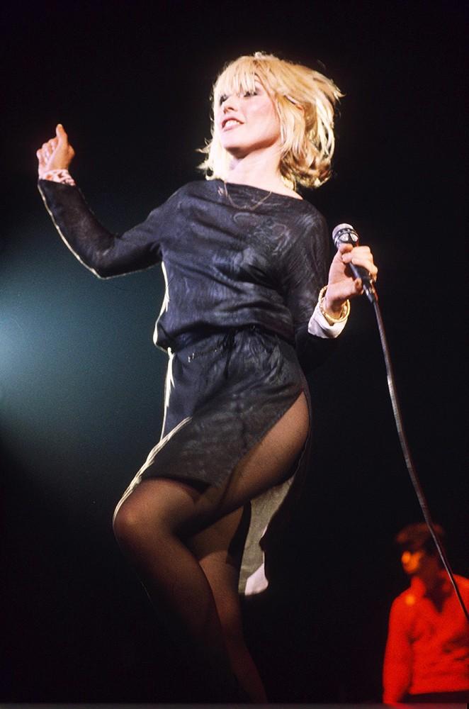 20. Debbie Harry