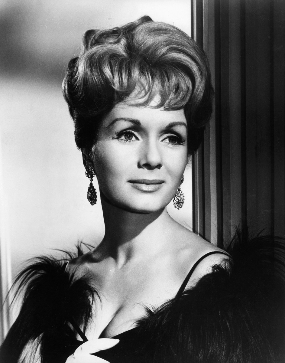 Debbie Reynolds publicity portrait for the film 'The Unsinkable Molly Brown' in 1964.