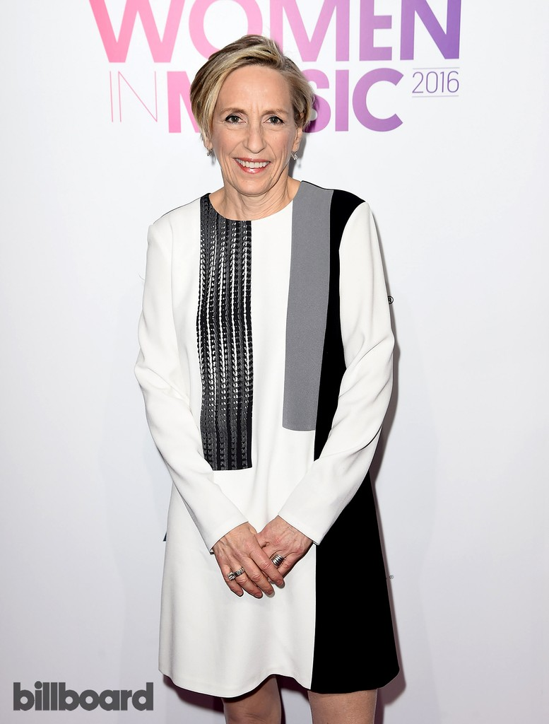 Debra Rathwell attends the Billboard Women in Music 2016 event on Dec. 9, 2016 in New York City.