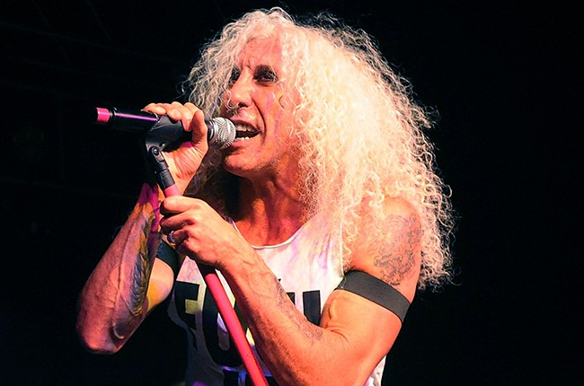 Dee Snider of Twister Sister