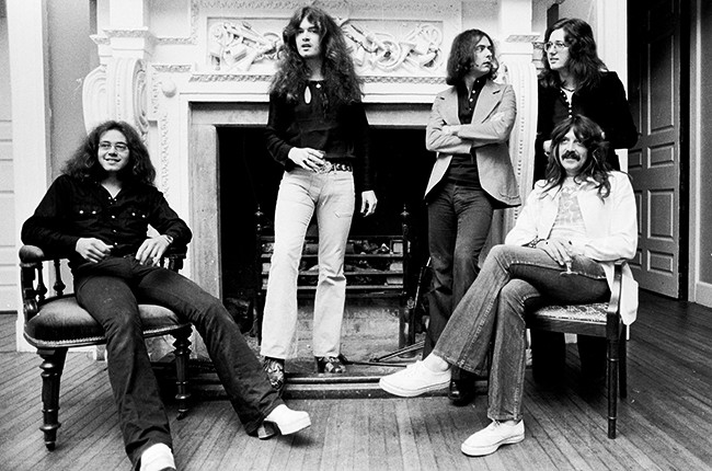 Deep Purple, 1973