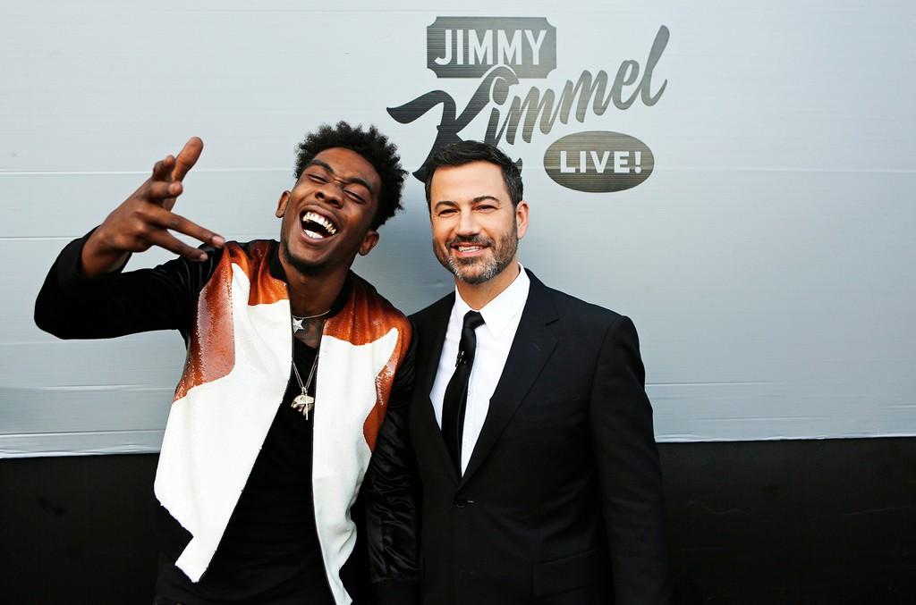 Desiigner, Jimmy Kimmel