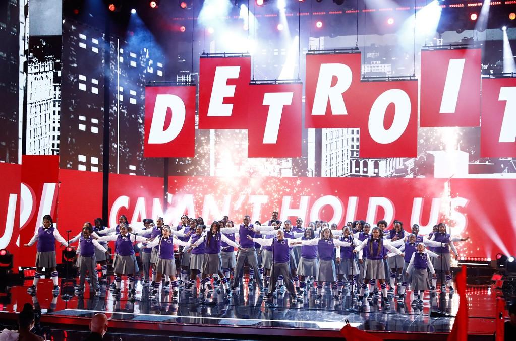 Detroit Youth Choir on America's Got Talent.