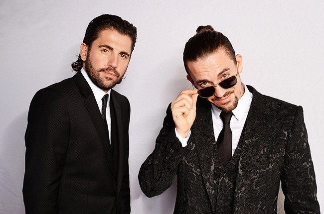 Duet Dimitri Vegas and Like Mike