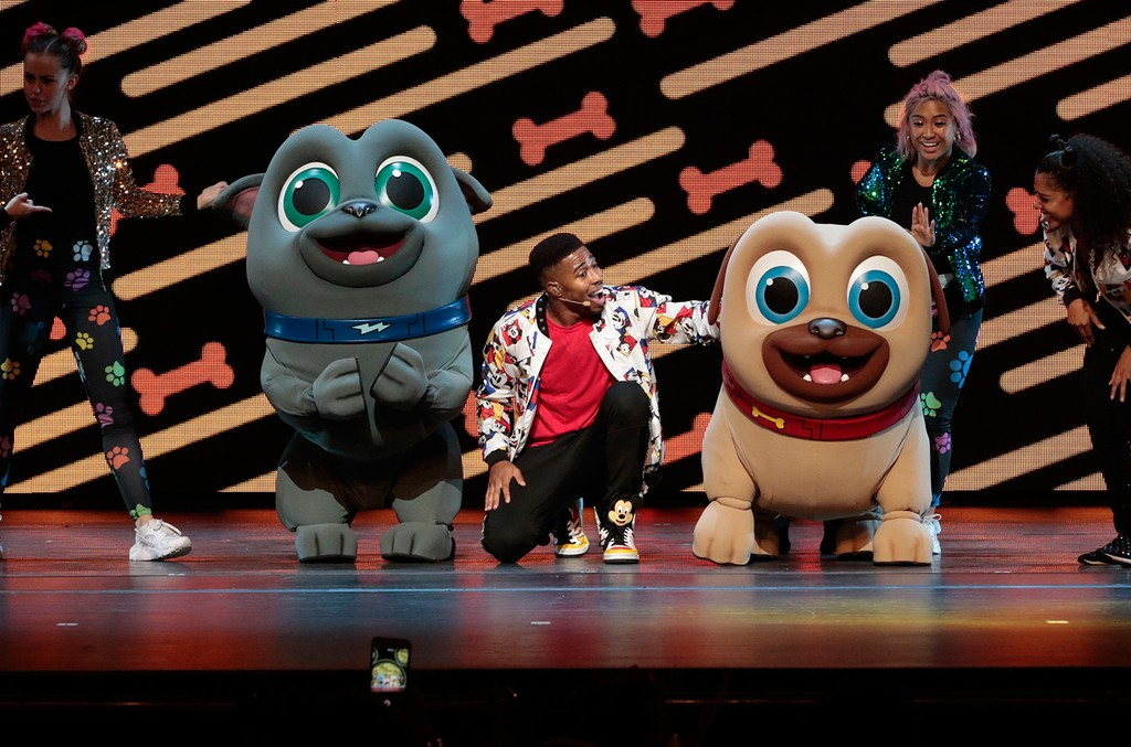 Disney Junior Dance Party On Tour