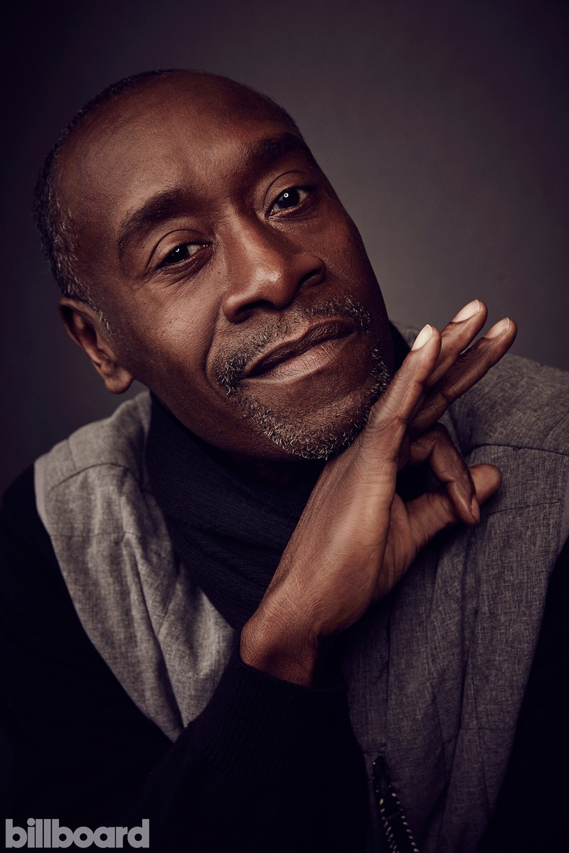 Don Cheadle of Miles Ahead