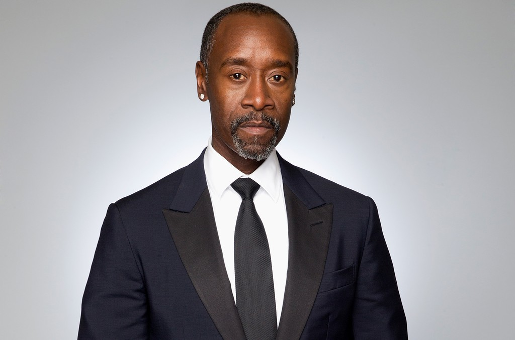 Don Cheadle poses for a portrait on Feb. 21, 2016 in Los Angeles.