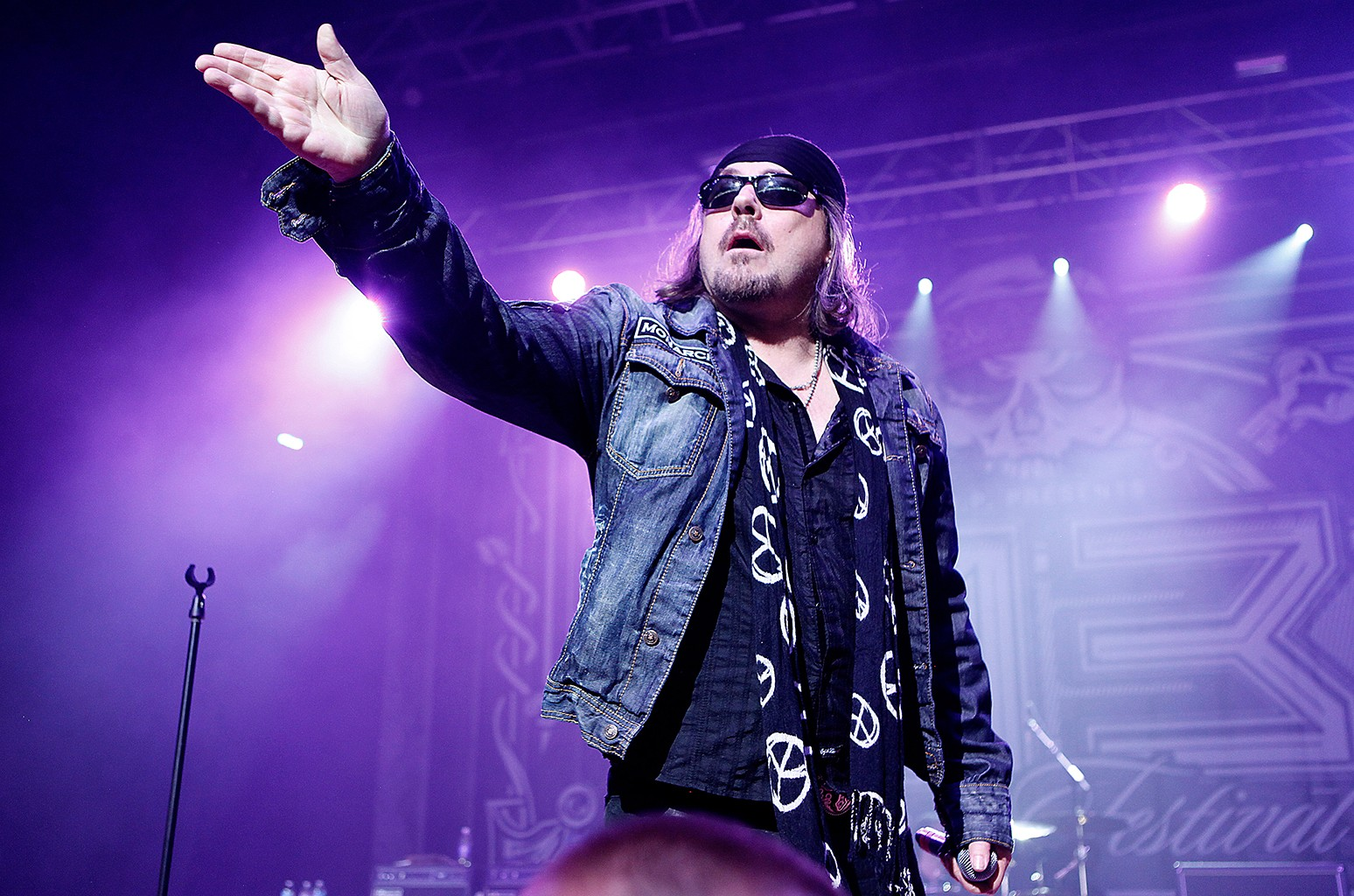 Don Dokken of Dokken