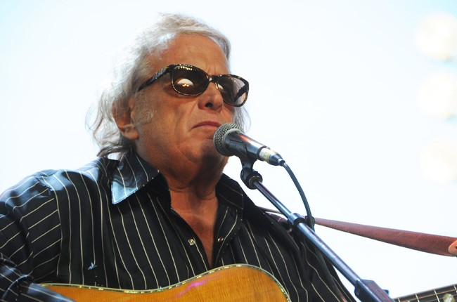 Don McLean performs at the 2014 Stagecoach