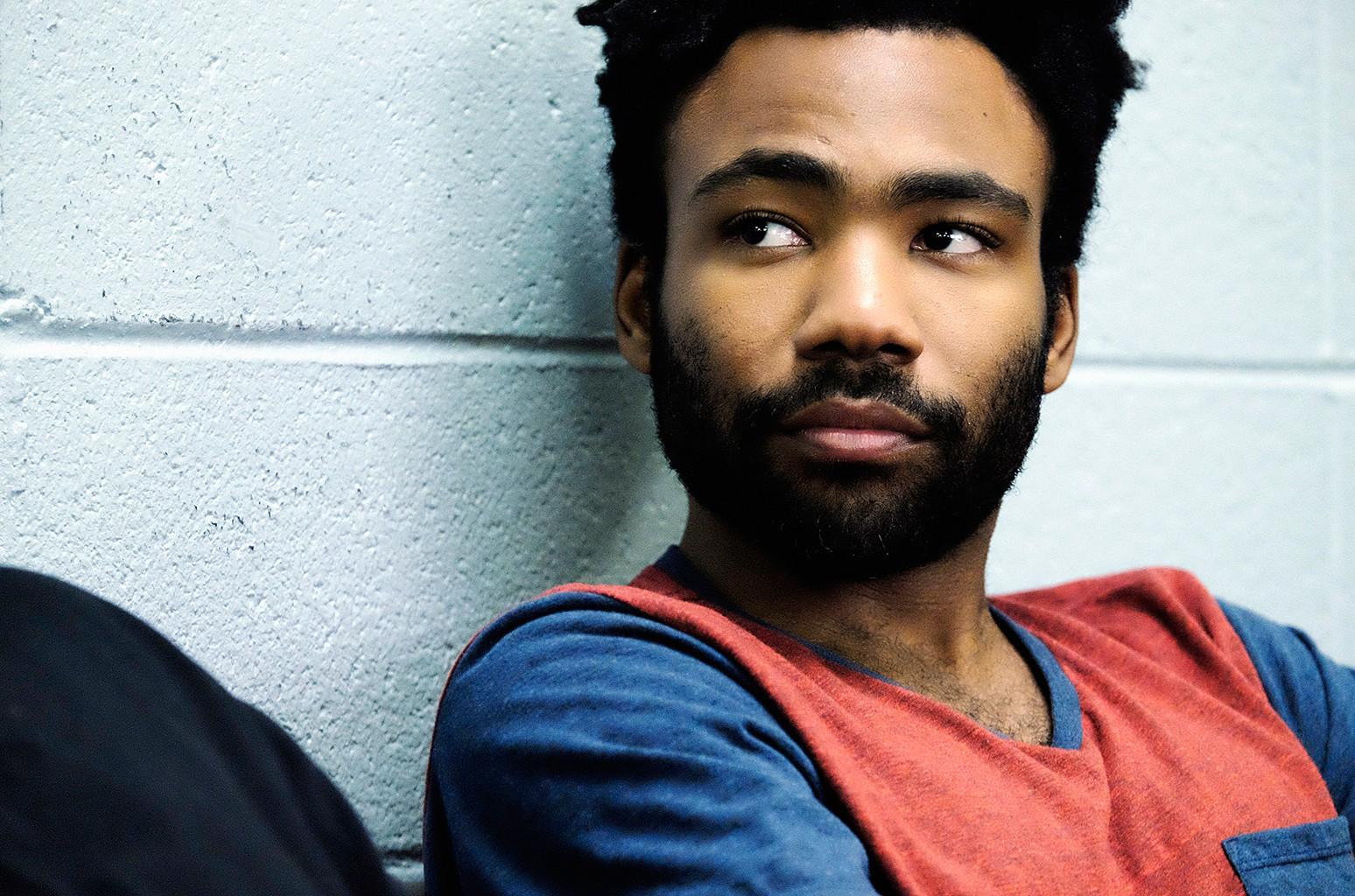 "Donald Glover as Earnest Marks on Atlanta ""Streets On Lock."""