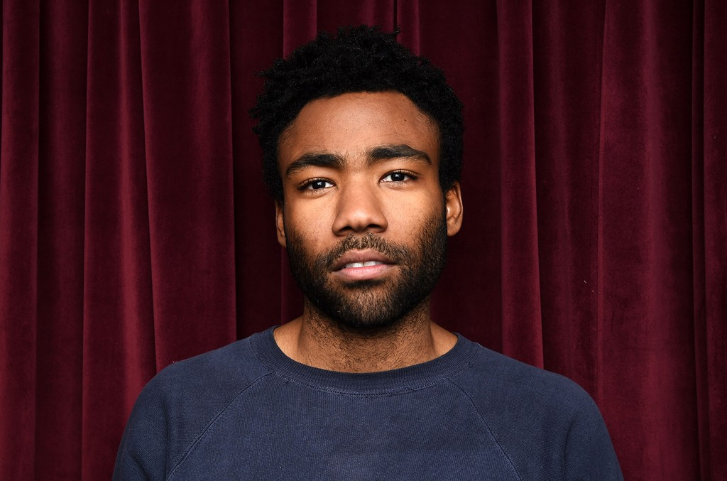 Donald Glover visits the SiriusXM Studios on Feb. 24, 2015 in New York City.