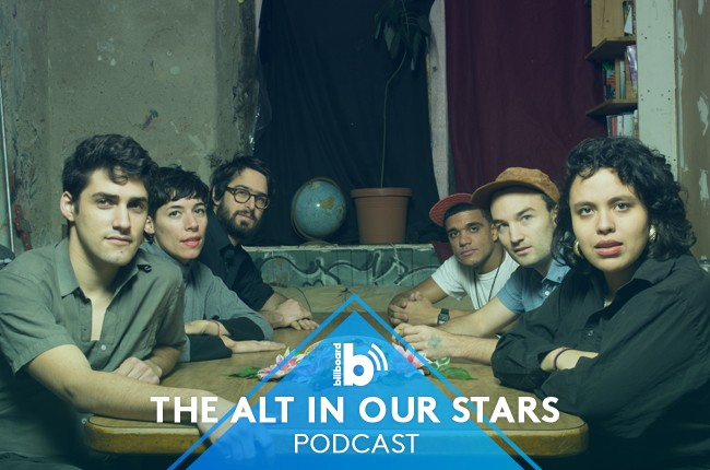 The Alt in Our Stars Podcast: Downtown Boys