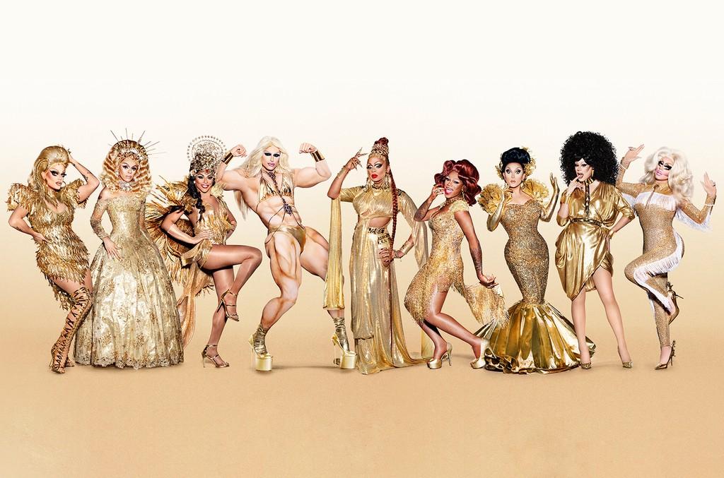 Drag Race All Stars cast