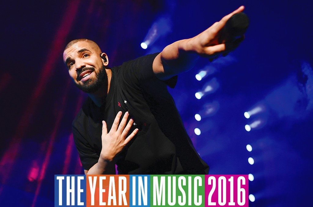 Drake performs onstage at the 2016 iHeartRadio Music Festival at T-Mobile Arena on Sept. 23, 2016 in Las Vegas.