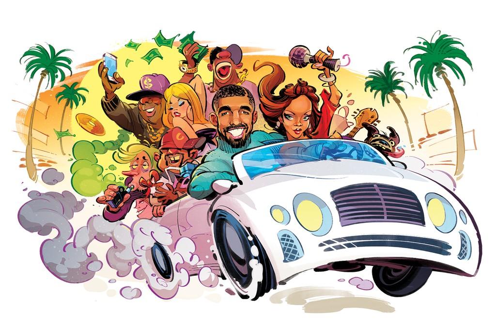 Drake & Rihanna