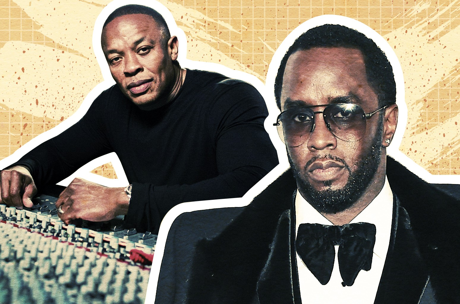 Dr. Dre and P Diddy