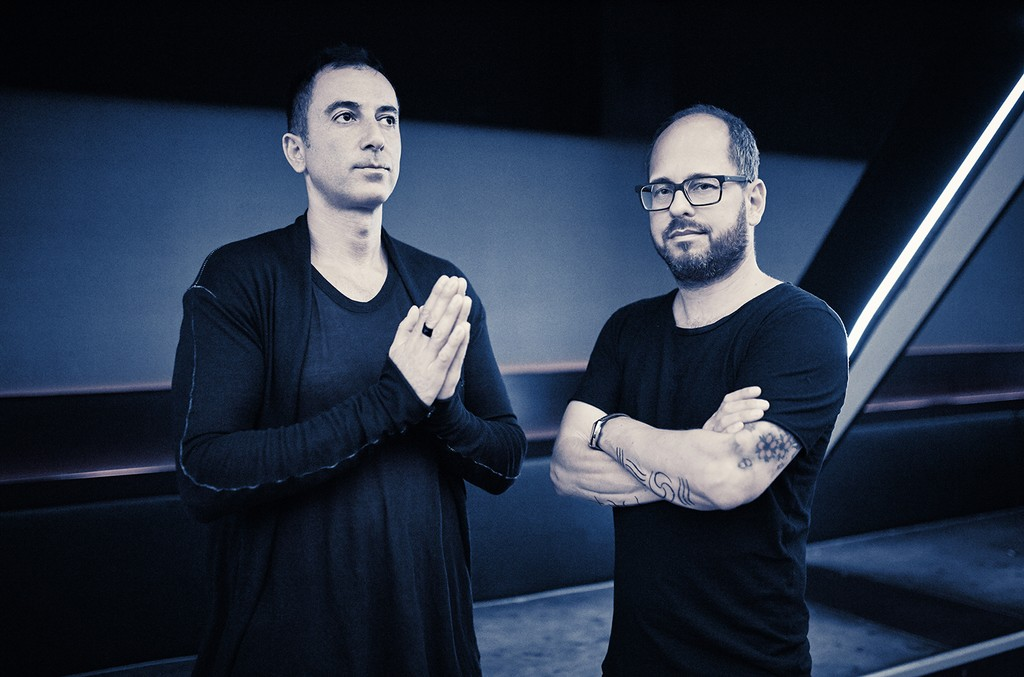 Dubfire & Oliver Huntemann