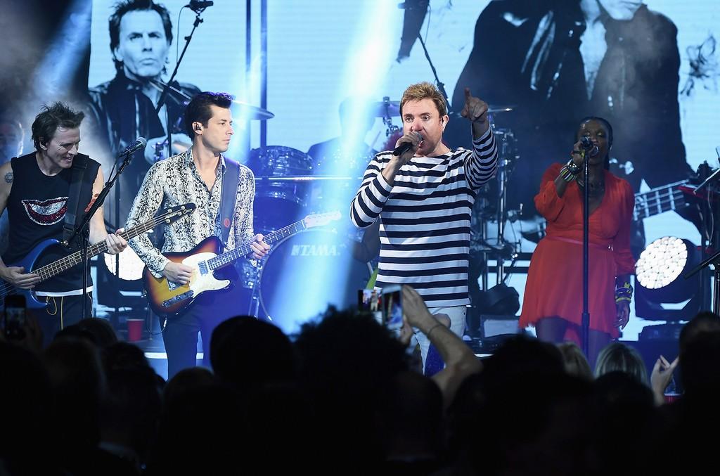 Mark Ronson and Duran Duran