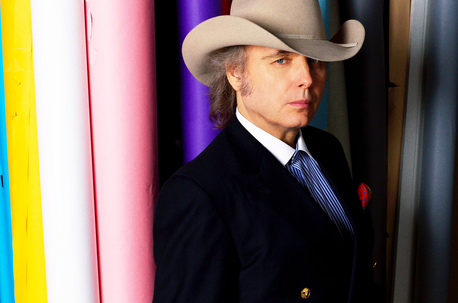Dwight Yoakam photographed in 2015
