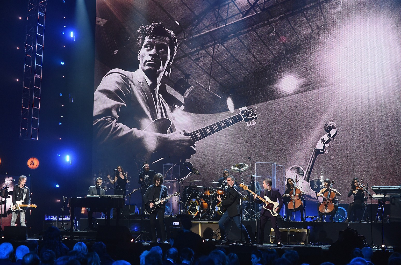ELO's Chuck Berry tribute
