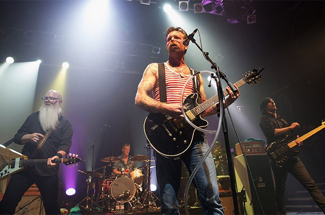 Eagles of Death Metal, london, 2015