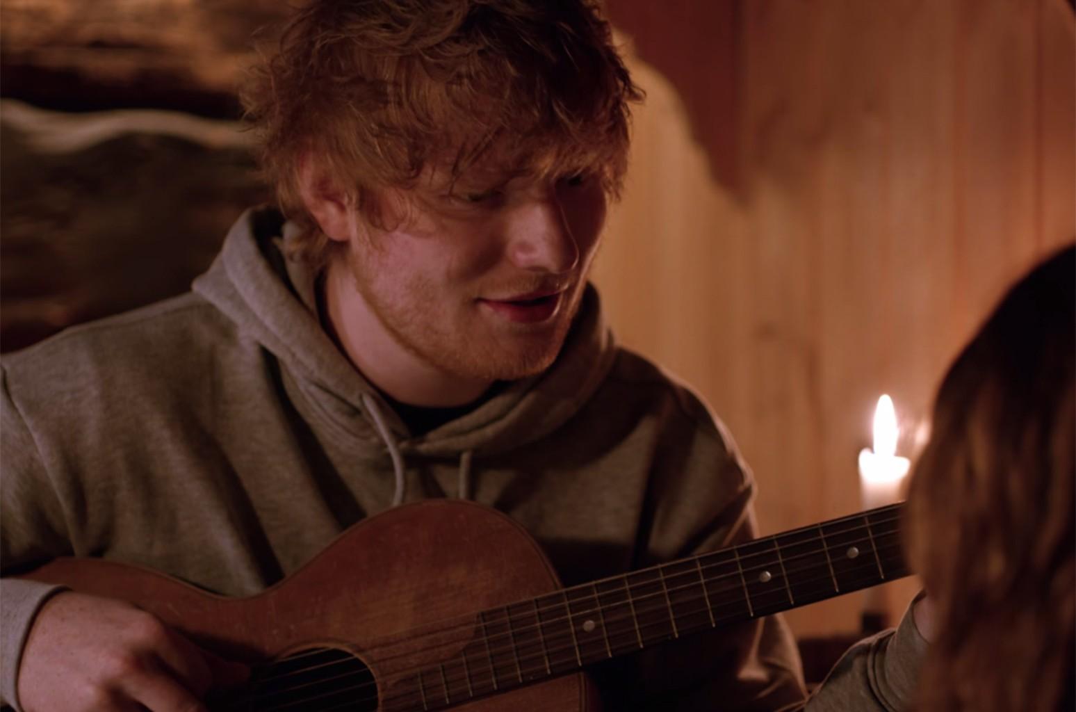 """Ed Sheeran """"Perfect"""""""