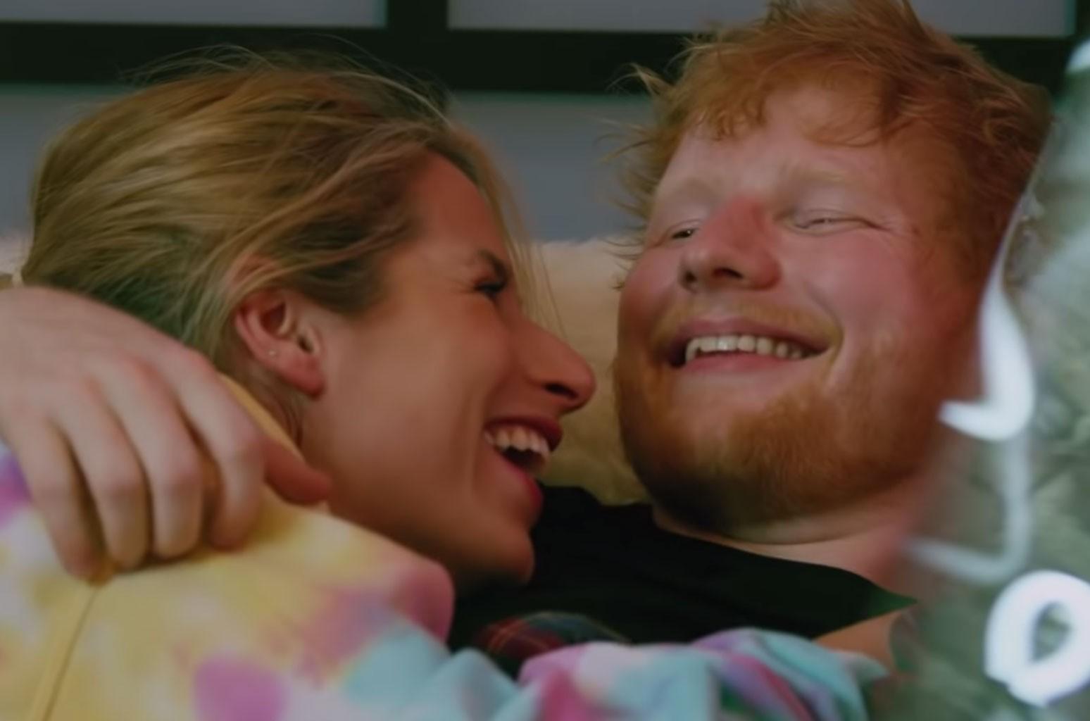 """Ed Sheeran """"Put It All On Me"""""""