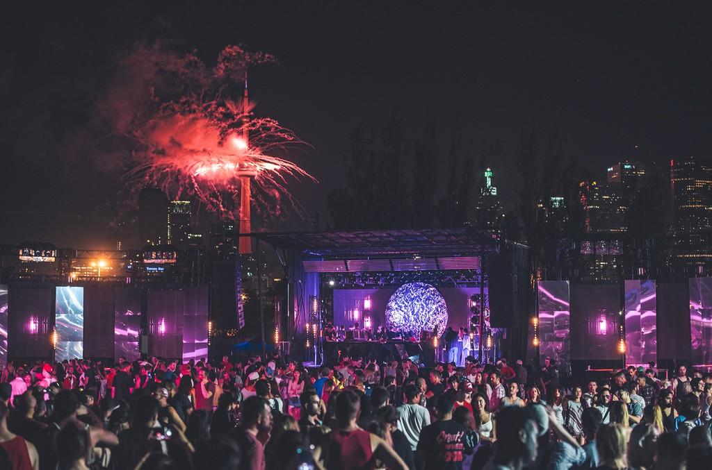 Electric Island festival 2017