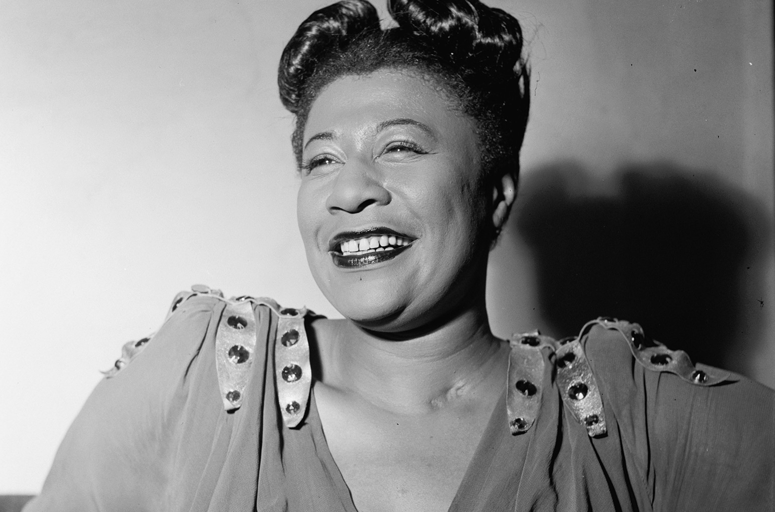 Ella Fitzgerald from the Savory Collection.