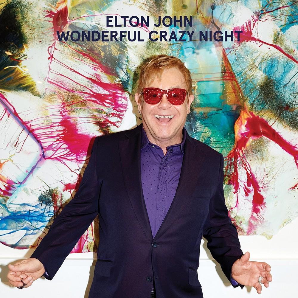 Elton John 'Wonderful Crazy Night'